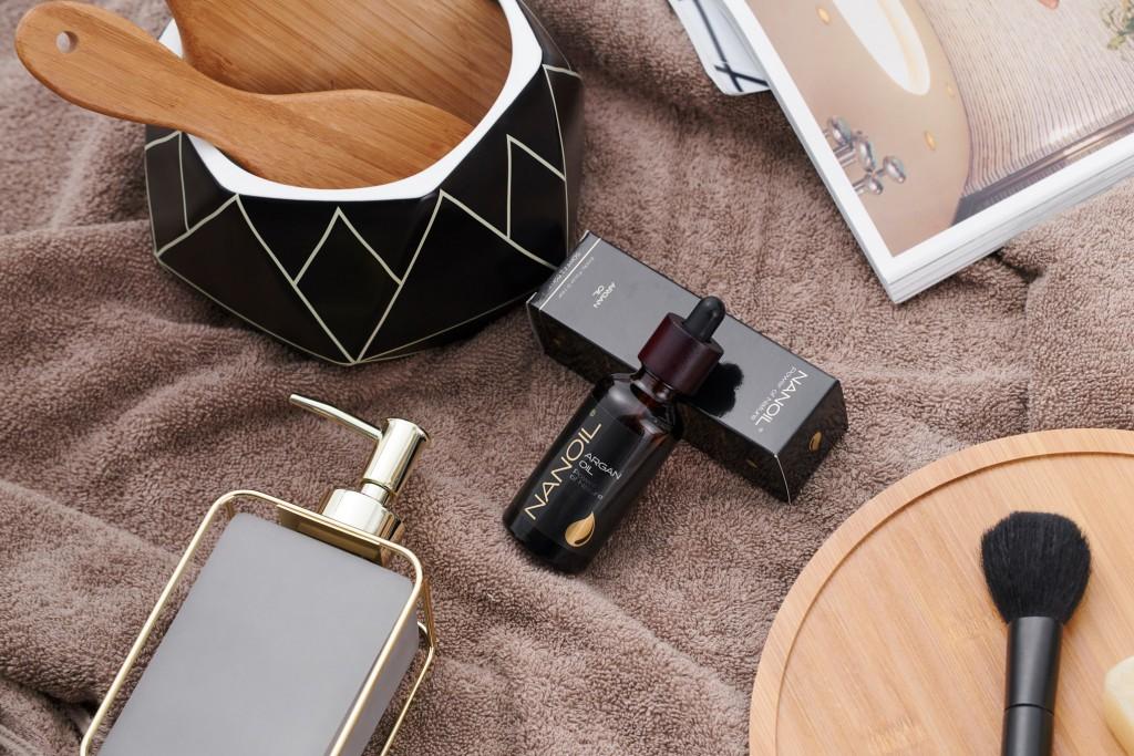 Nanoil Arganöl in der Hautpflege
