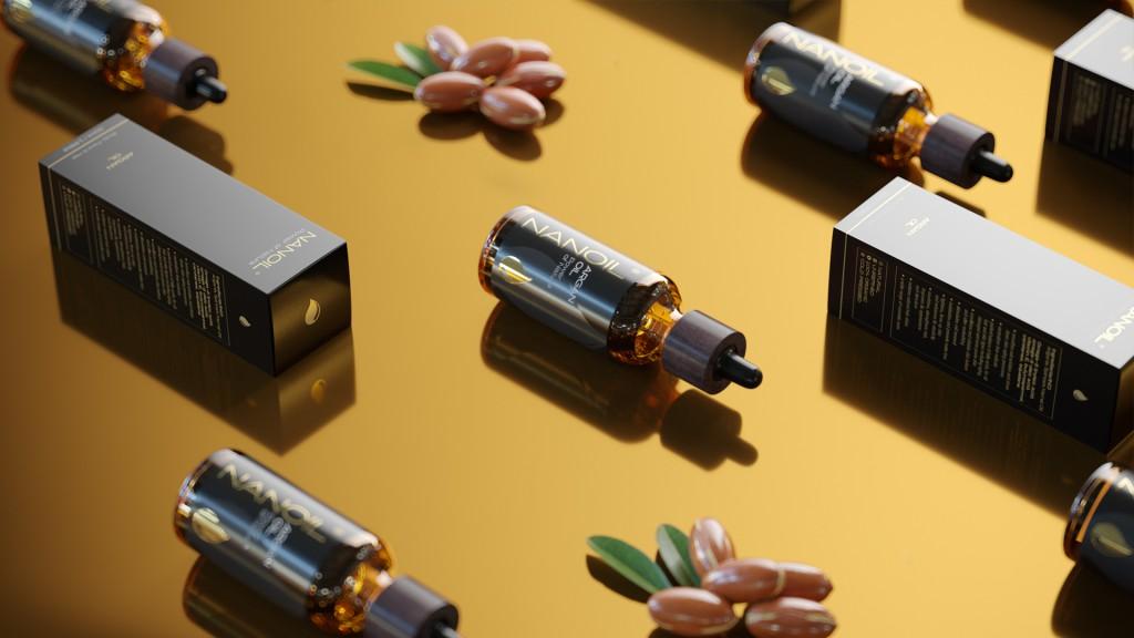 Nanoil Arganöl für Haare